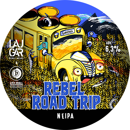 Rebel Road Trip