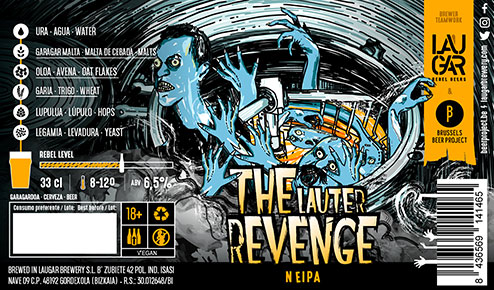 Etiketa The Lauter Revenge